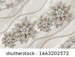 3d Wallpaper Texture  Jewelry...