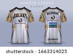 t shirt e sport design template ...   Shutterstock .eps vector #1663314025