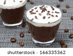 Coffee And Chocolate Mousse...