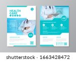 corporate healthcare cover ... | Shutterstock .eps vector #1663428472
