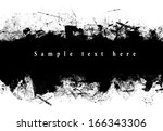 abstract banner. | Shutterstock . vector #166343306
