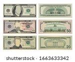 Set Of One Hundred Dollars ...