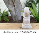 A Thinker  Greece Sculpture...