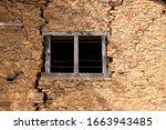 open wooden window    nepal | Shutterstock . vector #1663943485