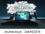 technologie word cloud with... | Shutterstock . vector #166402376