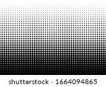 dots background. modern... | Shutterstock .eps vector #1664094865