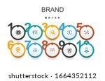 brand  infographic design...