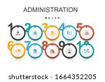 administration  infographic...