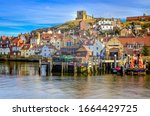 Whitby Harbour Yorkshire 12...