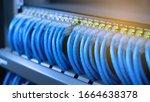 Network Gigabit Switch And Utp...