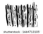 tree structure. stock vector...   Shutterstock .eps vector #1664713105