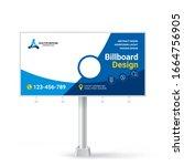 billboard design  banner design ... | Shutterstock .eps vector #1664756905