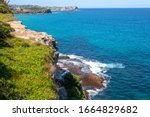 Cliffside Views Of The Ocean I...