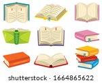 concept design for children...   Shutterstock .eps vector #1664865622
