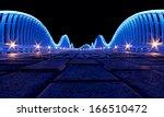 Dubai Meydan Bridge  Modern...