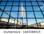 Emirates Spinnaker Tower ...