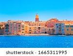 Saint Tropez Village In French...