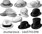 Vintage Hat Collection...