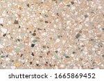 Terrazzo Pattern Marble Mosaic  ...