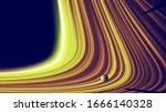 a scientific illustration of... | Shutterstock .eps vector #1666140328
