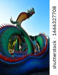 The Great Naga Or Serpent...