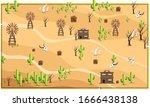 map desert sahara landscape...