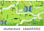 kids maps playground landscape...