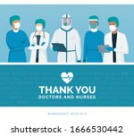 Thank You Doctors And Nurses...
