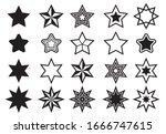 star icon vector. shining star. ...