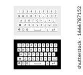 qwerty smart phone keyboard...