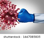 Virus Vaccine And Flu Or...