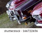 vintage cars | Shutterstock . vector #166722656