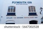 Plymouth  Devon  Uk   March 06...