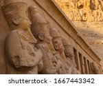 Mortuary Temple Of Hatshepsut   ...