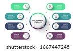 creative concept for... | Shutterstock .eps vector #1667447245
