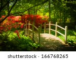 Beautiful Shade Garden With A...