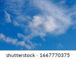 Beautiful Cirrus Clouds In...