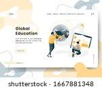landing page global education ...