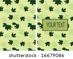 seamless floral pattern with... | Shutterstock .eps vector #16679086