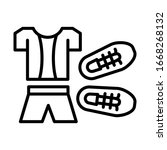uniform  sneakers  football...