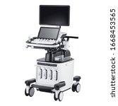 Ultrasound Scanner Machine...