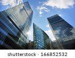 skyscrapers | Shutterstock . vector #166852532