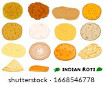All Indian Roti And Bread Like...