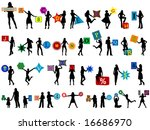 alphabet | Shutterstock .eps vector #16686970