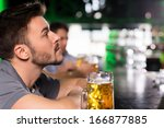 after the hard working day.... | Shutterstock . vector #166877885
