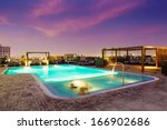 Luxury Rooftop Swimming Pool A...
