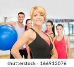 fitness  sport  training  gym