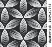 vector pattern  repeating... | Shutterstock .eps vector #1669167898