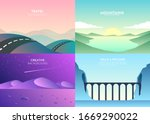 vector landscapes in a...