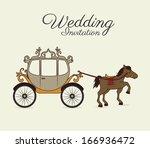 love design over  white ... | Shutterstock .eps vector #166936472